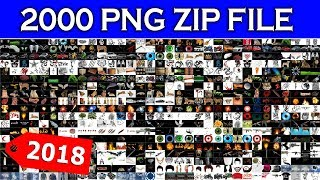 2000 Png Zip File Download, All Editing Stocks Download, PNG Zip files