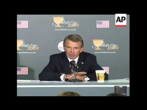 The commissioner of the PGA Tour reacts to news that his sport has been added to the Olympics.