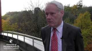 Chris Stokes, former British Rail senior executive, on his opposition to HS2 - Univ of Huddersfield