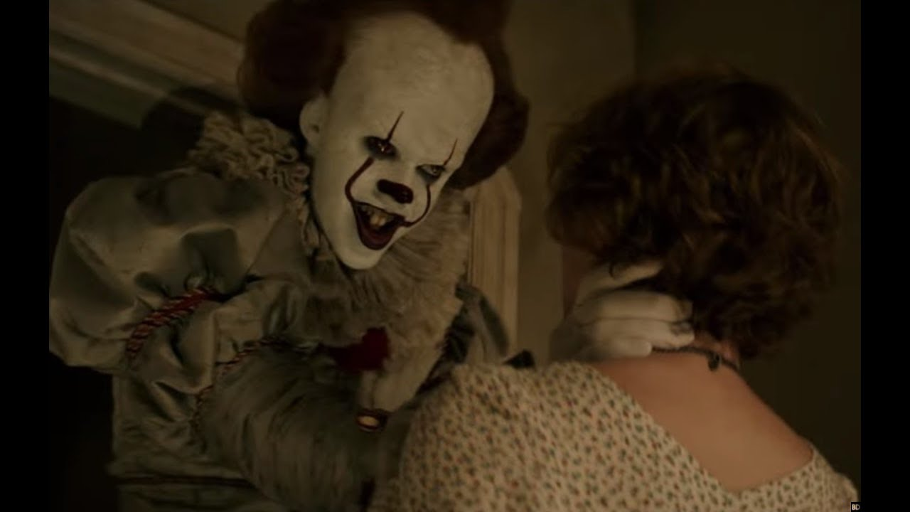 It 2017 Official Trailer 2 Hd Pennywise Stephen King Youtube