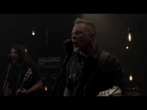 Metallica - Moth Into Flame Official Music Video