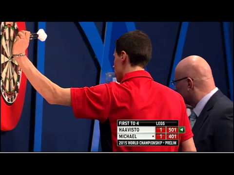 Haavisto v Michael | Round One (P) | World Darts Championship 2015