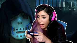 JUMP SCARES GALORE - Until Dawn Ep 2