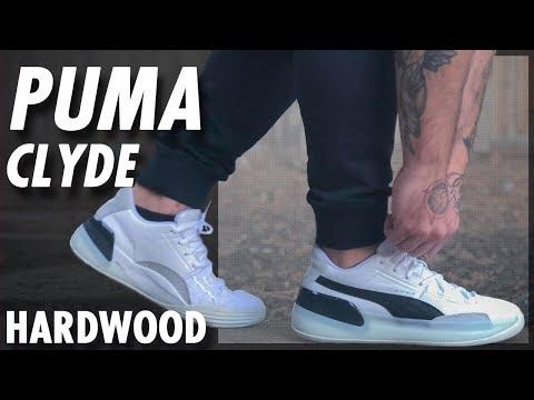 PUMA Clyde Hardwood