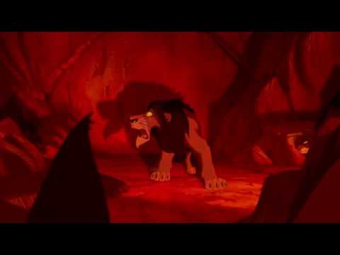 The Lion King Scars Death