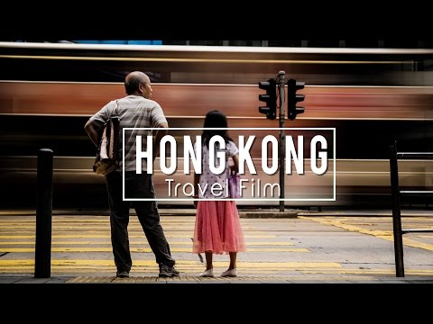 Hong Kong   Place (Sony A7sii + Canon 6D Cinematic Travel Film)