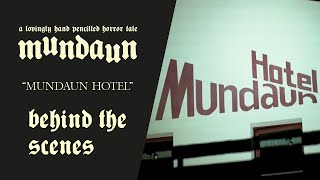 Mundaun | Behind the Scenes - Hotel | MWM Interactive