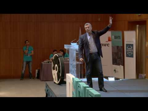Insights Conference 2016 - Emilios Markou - Financing Activity and the fintech investor landscape