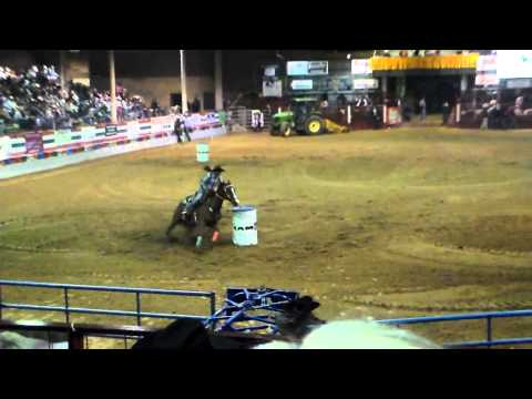 Wyatt Grace Andrews Upra Finals 2013 Rnd 2-1/1