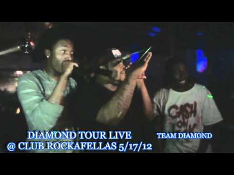 THE DIAMOND TOUR LIVE @ CLUB ROCKAFELLAS MEMPHIS, TN