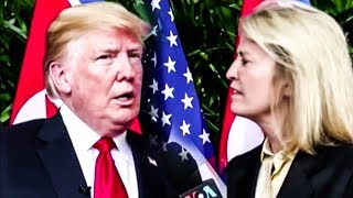 Trump Admits His Love For Kim Jong Un On Live TV