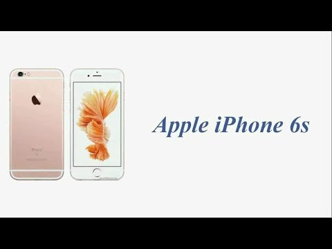 Apple iPhone 6s - Specs, Features, Review, News, Price | Tech Master