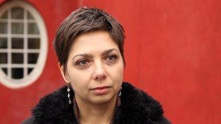 Елена Божинова в подкрепа на Червената къща #saveRedHouseSofia