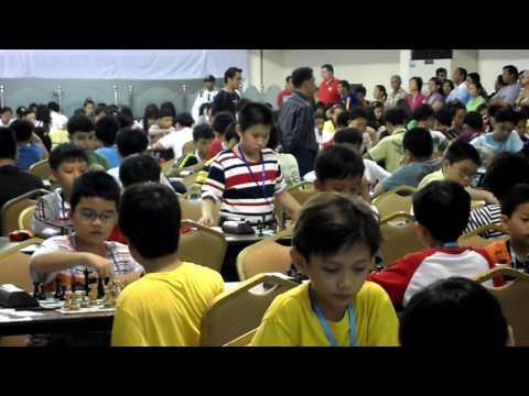 11th ASEAN+ Age Group Chess Championships - 12 Jun 2010