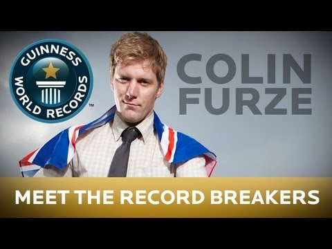 Colin Furze - Meet The Record Breakers