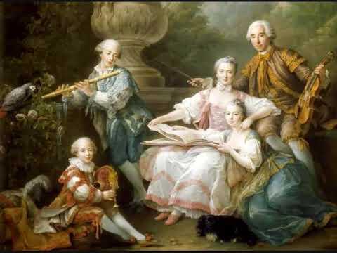 Maksym BEREZOVSKY (1745-1777) - Grave for Violin & Keyboard (1772)