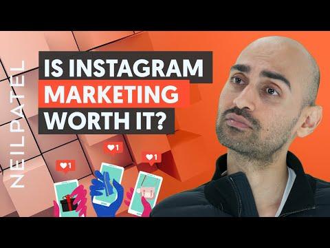 Is Instagram Marketing Really Worth it?