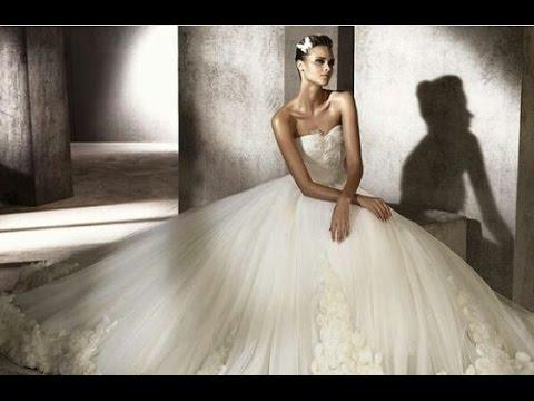 Wedding Dress Huge