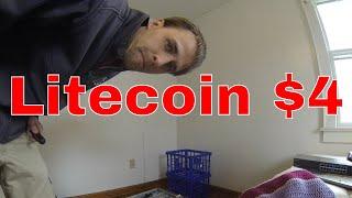 Litecoin November 21st, 2013 Virgina Beach VA, Bitcoin $360 per coin