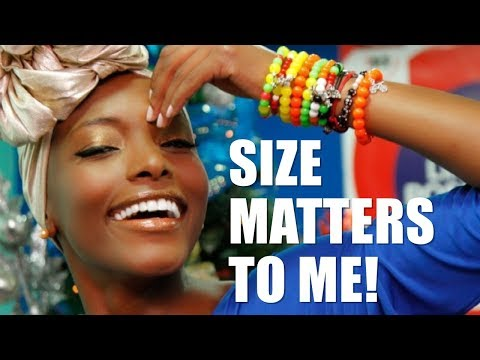 """Belky Arizala— """"Size matters to me!"""" from YouTube · Duration:  1 minutes 35 seconds"""