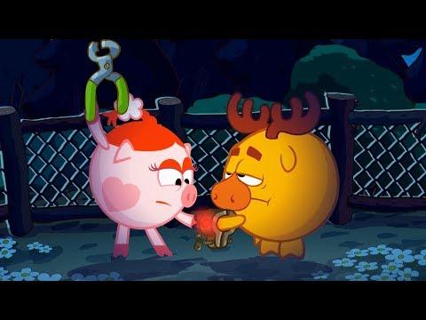 Красная книга - Смешарики 2D | Мультфильмы для детей