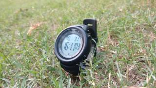 Health Sense Smart 3D Pedometer Watch Review. PD-102
