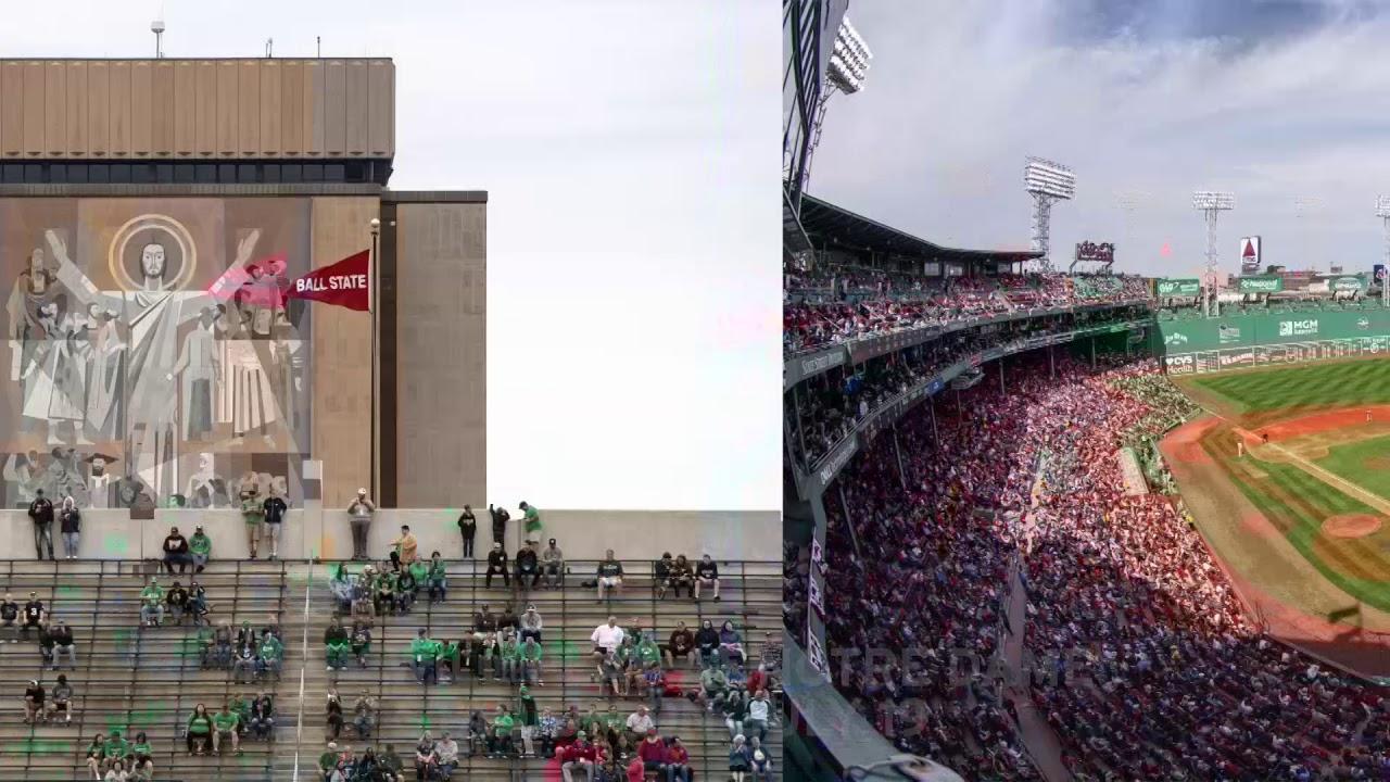 Borussia Dortmund defeat Liverpool FC in half-filled Notre Dame Stadium