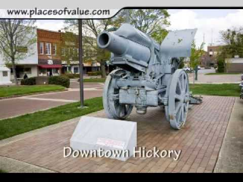 Hickory, NC - A Best Place to Retire or Relocate