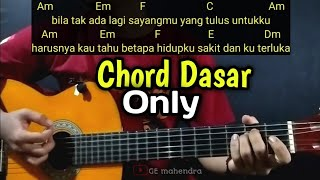 Kunci Gitar ASMARA - Setia Band | By GE Mahendra