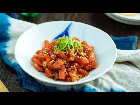 How to Make Spicy Tuna (Recipe) 簡単スパイシーツナの作り方 (レシピ)