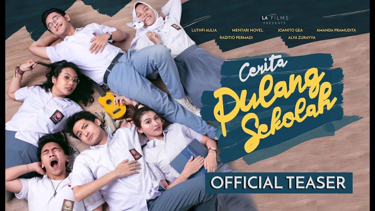 Cerita Pulang Sekolah (2019) Official Teaser - YouTube