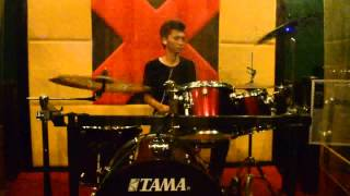 Cokelat - Bendera [Drum Cover] - Ilham