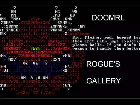 Demise's Rogue's Gallery Week: DoomRL