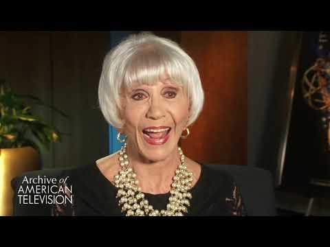 Rona Barrett on ing Bette Davis  TelevisionAcademy.coms