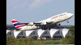 東南アジアの航空会社の飛行機画像集