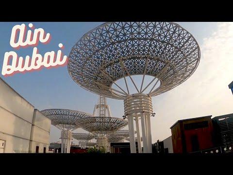 Bluewaters Island Dubai I Largest Ferris Wheel in the World Ain Dubai/ Dubai Eye Walking Tour 2020