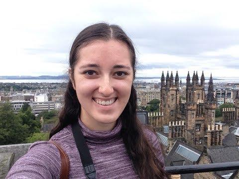 Edinburgh Trip Vlog