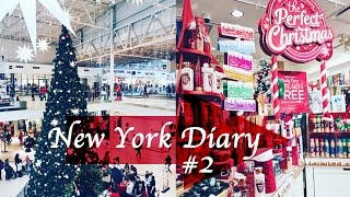 NEW YORK DIARY #2 - Outlet Shopping @JerseyGardens