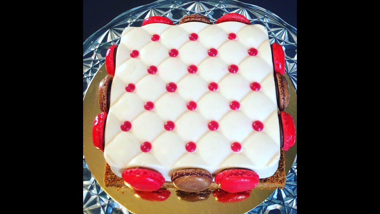 Super Gâteau matelassé facile - Recette entremet poire avec Thermomix et  UD09