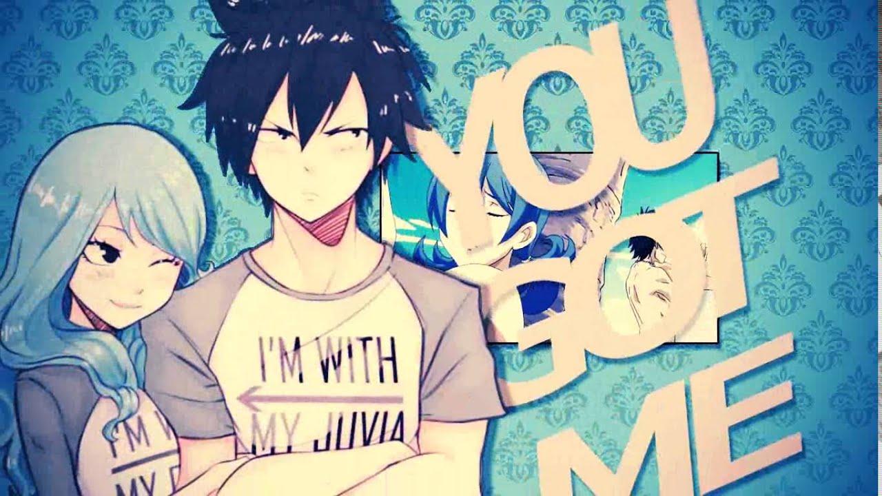 Cannot live without you - Nalu - Gruvia - Jerza | Natsu x Lucy ...