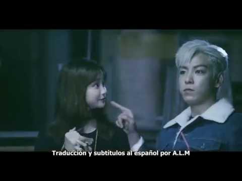 [HD] 'Let's Not Fall In Love' MV Making ~TOP Cut~ Sub Español
