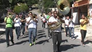 Banda de Spinoza - Hino 212 Harpa Cristã - Os Guerreiros Se Preparam (Dwelling in Beulah Land)