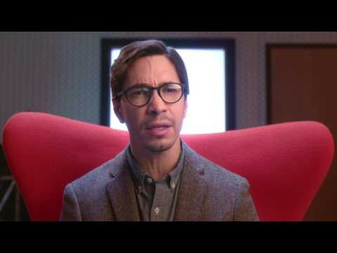 The 'I'm a Mac' guy from the Apple commercials is now promoting an Android phone