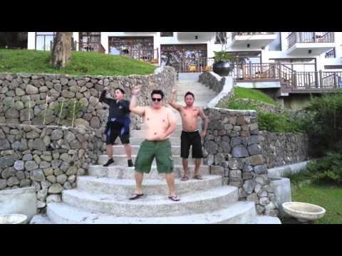 GANGNAM STYLE - Parody with Nino Muhlach