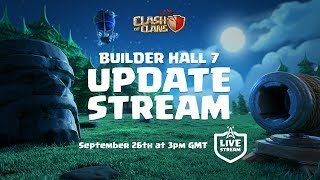 Clash of Clans - Builder Hall 7 UPDATE!