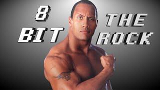 WWF/WWE THE ROCK 8 BIT THEME