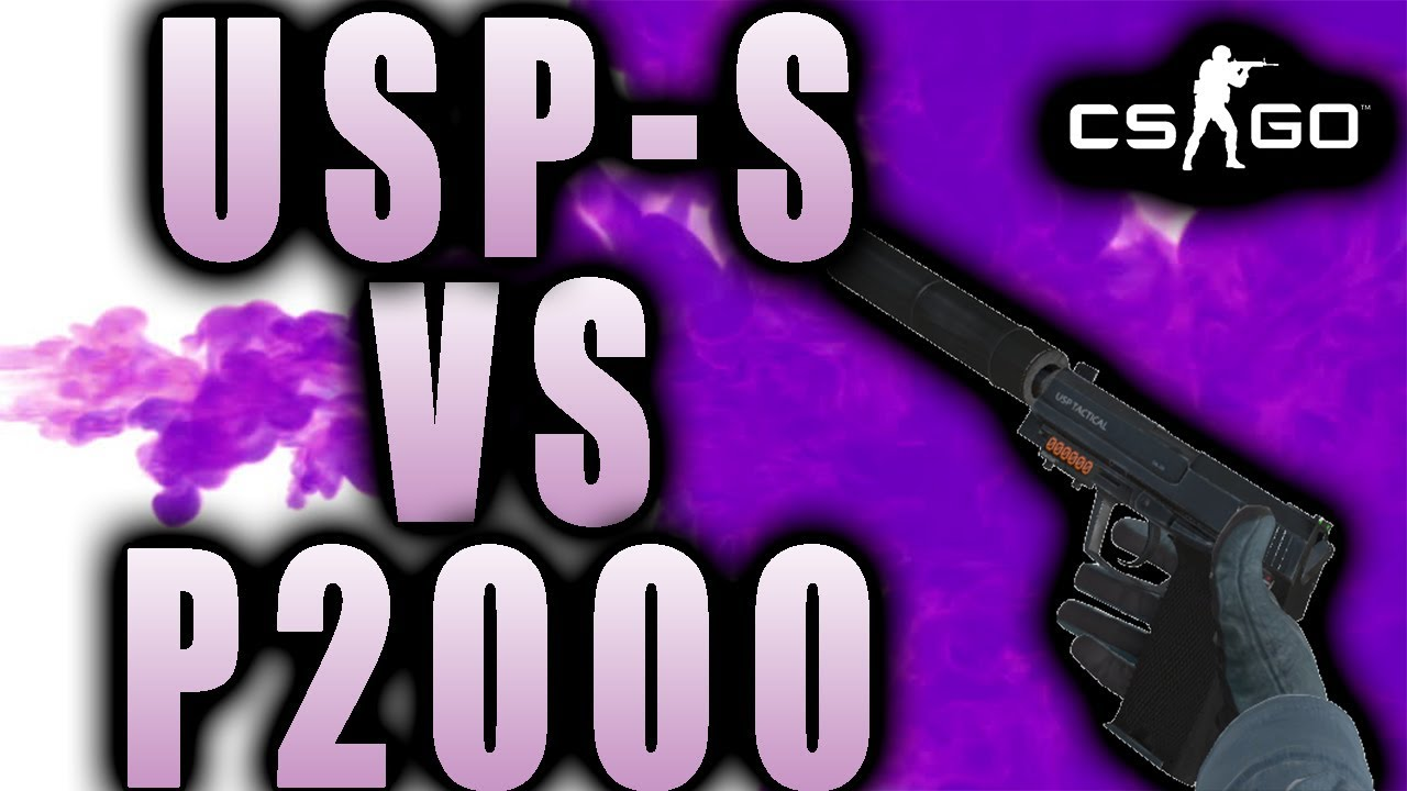 USP S VS P20 WHICH IS BETTER   Counter Strike Global Offensive Tips