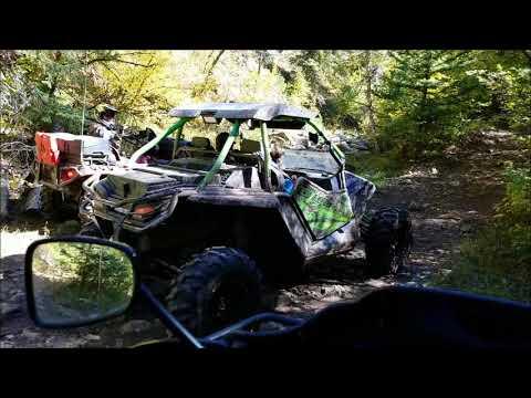 ATV highlights in the Black Hills, SD Sept 2017