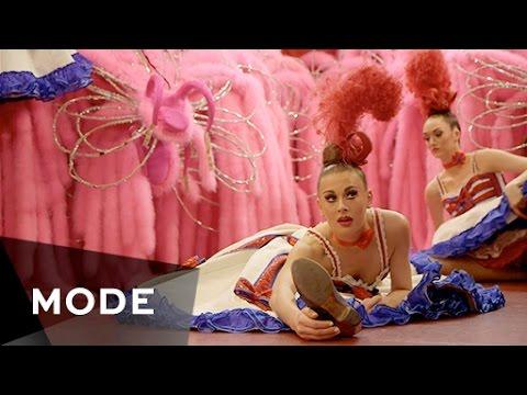 I'm a Moulin Rouge Dancer | My Life  Glam.com