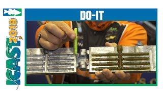 ICAST 2019 Videos - Do-It Molds Midwest Finesse Mold with Paul Mueller